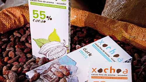 UNOCACE - Productos: Chocolates
